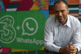Jan Koum — Founder of WhatsApp and slumdog billionaire