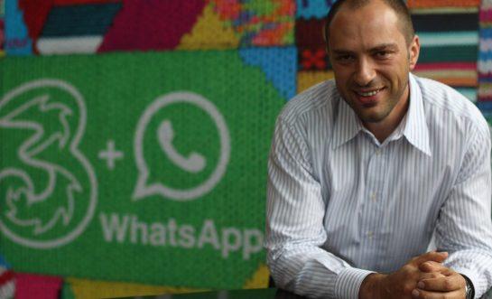 Jan Koum — Founder of WhatsApp and slumdog billionaire