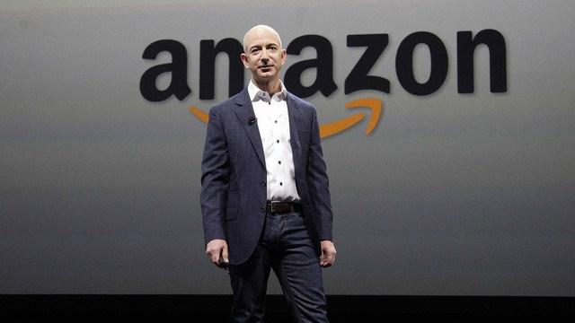 Jeff Bezos - a dreamer who created Amazon