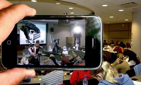Who needs augmented reality