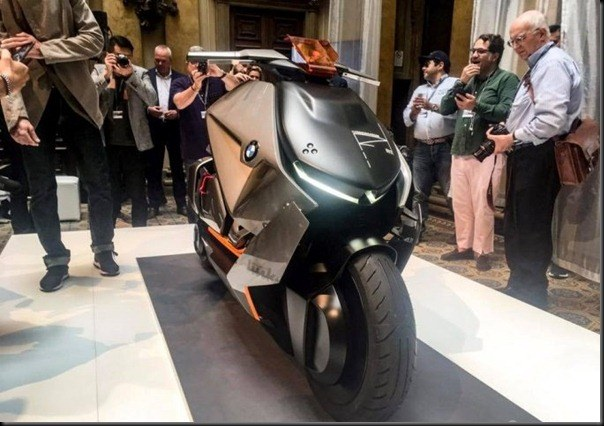 Motor-future: models and trends