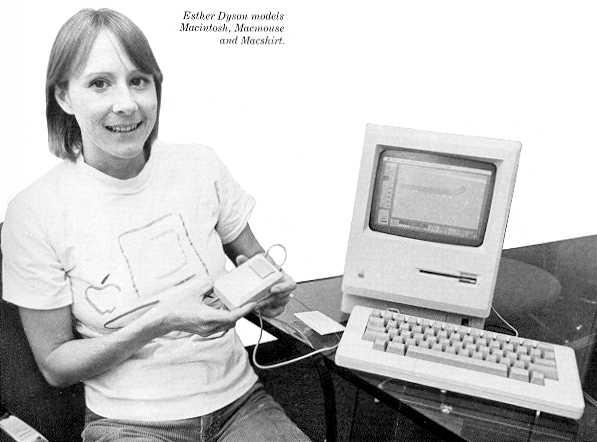 Приключения IT-леди Эстер Дайсон