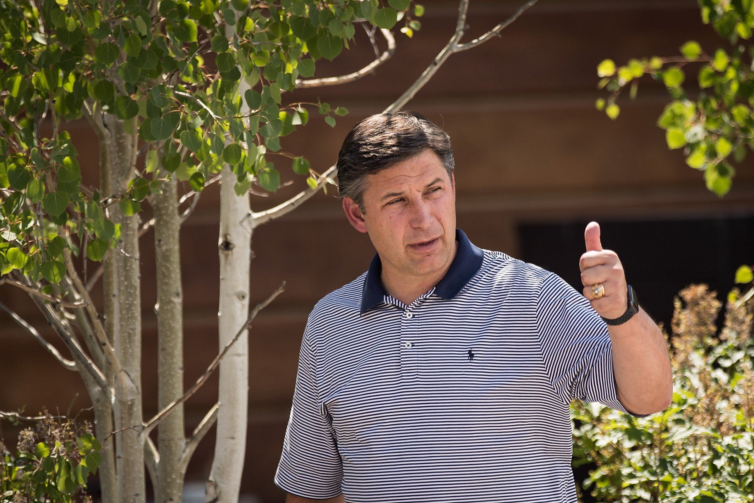 Anthony Noto: head of rescue mission of Twitter