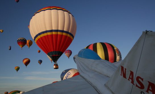 Stratospheric balloons distribute the Internet and Bitcoin breaks records again