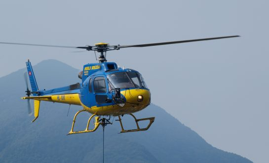 Unmanned helicopters and other technological wonders