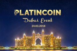 PLATINCOIN DUBAI EVENT