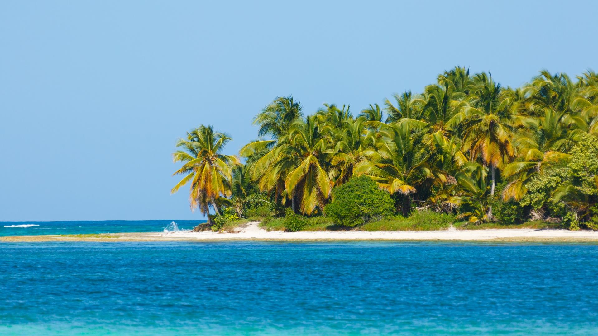 Island for cryptocoins