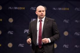 70% of payments for PLATINCOIN products are made by PLC!