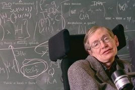 Stephen Hawking: life in the universe