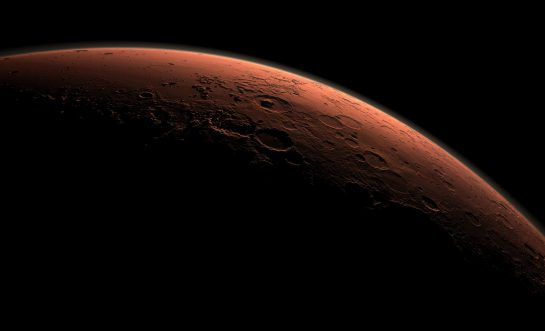 Tiny robots are exploring Mars, blockchain is to protect satellites