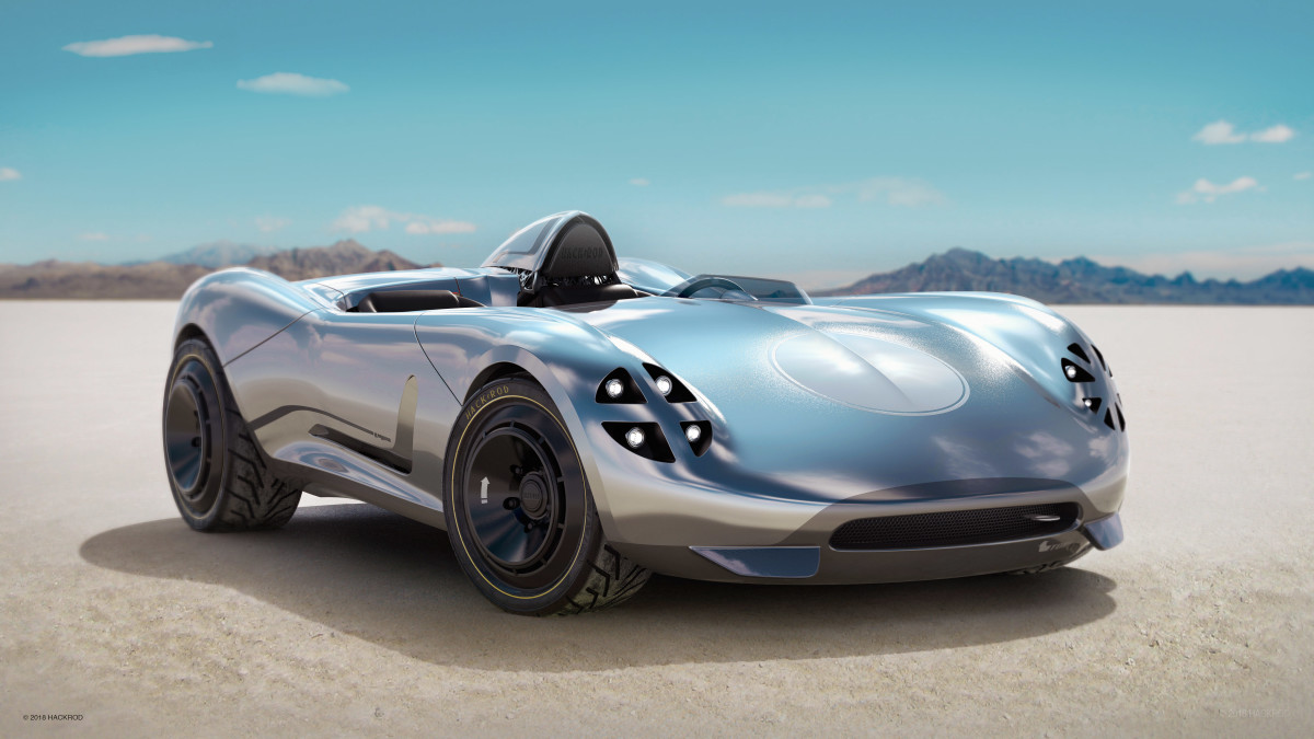 A car printed on a 3D printer, and other news