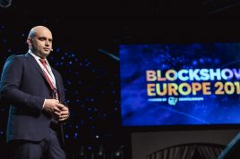 BlockShow Europe 2018 и презентация криптомессенджера ELVN