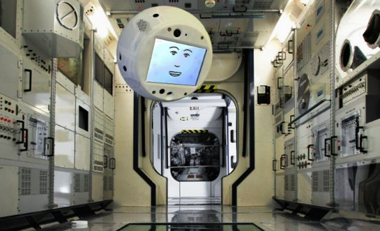 Flying robots in space from IBM and Airbus and other news