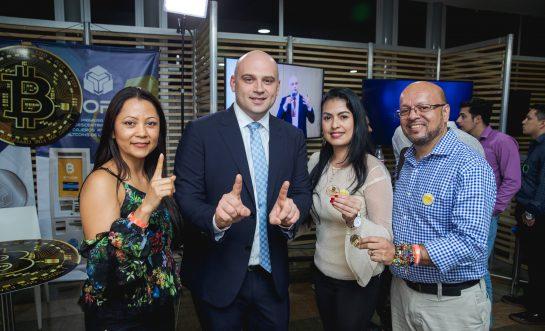 Bitcoin Fest Mundial en Colombia