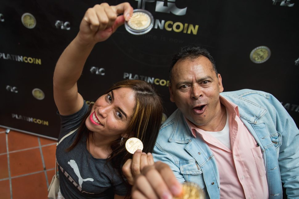 PLATINCOIN in Colombia