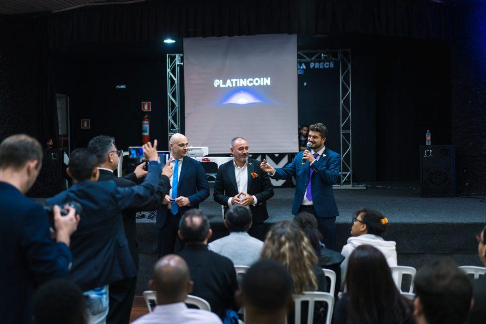 PLATINCOIN in Brazil