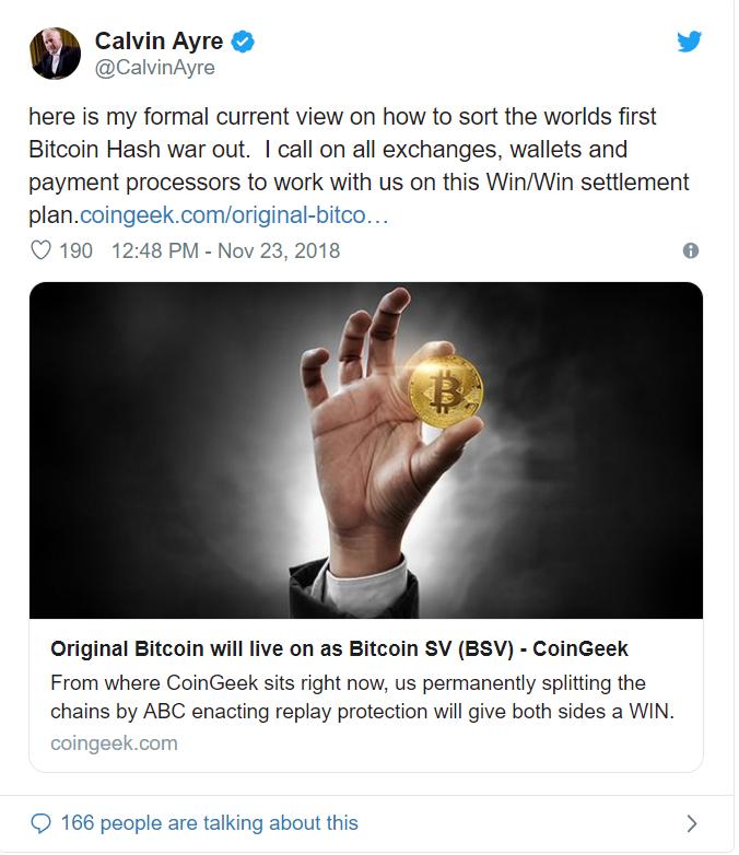 Итоги Hash War: кто победил и как хардфорк Bitcoin Cash сможет повлиять на рынок?