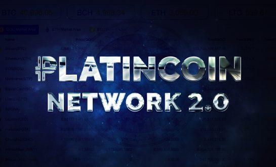 PLATINCOIN.Network 2.0 module update