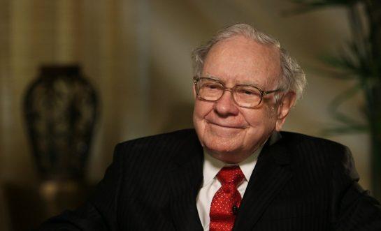 Buffett effect: imitating greatness